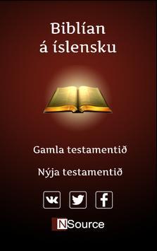 Biblían á íslensku screenshot 11