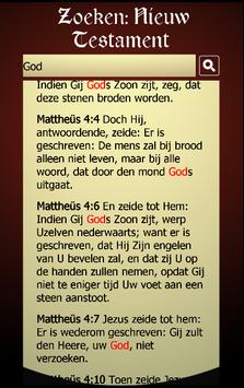 Dutch Holy Bible screenshot 16