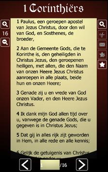 Dutch Holy Bible screenshot 8