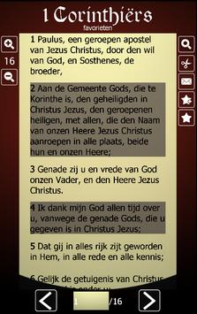 Dutch Holy Bible screenshot 9
