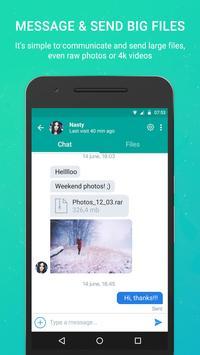 Pibox Messenger and Cloud poster