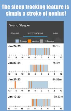 Sound sleeper white noise apk download free parenting app for sound sleeper white noise apk screenshot fandeluxe Images