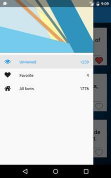 Useless facts screenshot 8