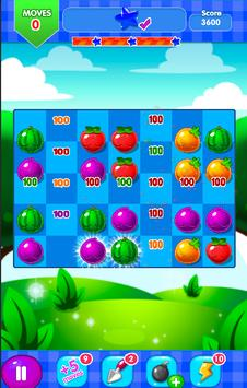 Juicy Fruit Match Link screenshot 10