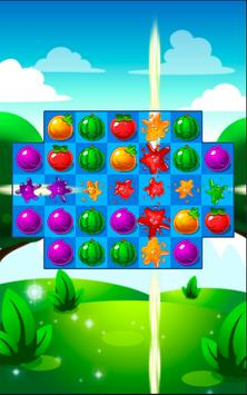 Juicy Fruit Match Link screenshot 11