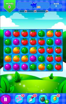 Juicy Fruit Match Link screenshot 20