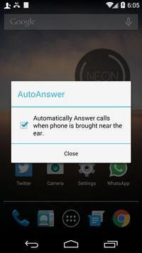 EarAnswer Auto Call Picker gönderen