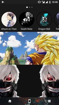 Anime Wallpaper Online - Wallanime poster