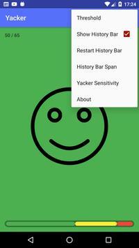 Yacker poster