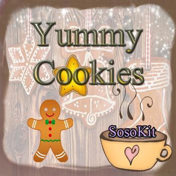Yummy Cookies Recipes apk screenshot