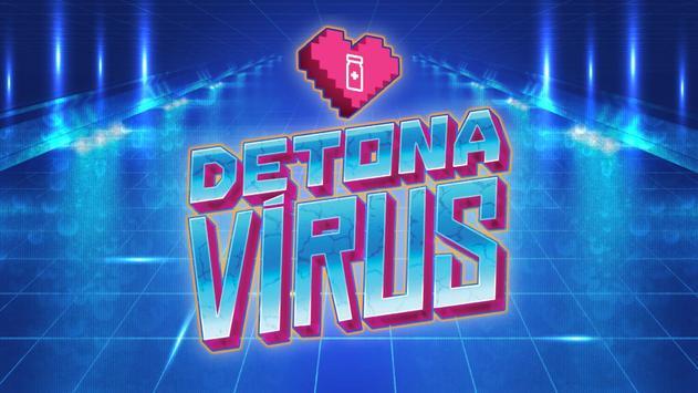 Detona Vírus poster