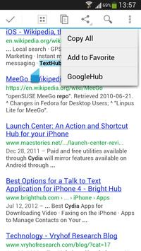 TextHub screenshot 4