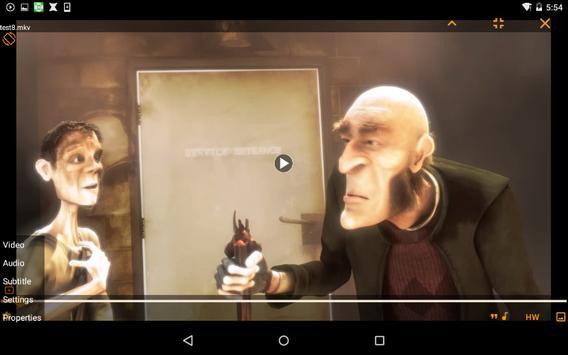 Canny Media Player screenshot 9