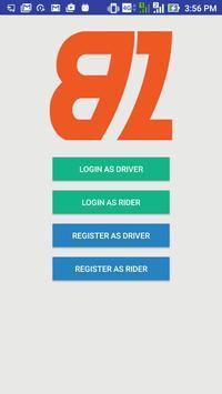 BZ Ride poster