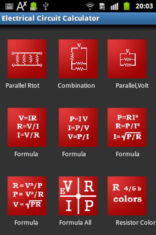 Electrical Circuit APK Download - Free Education APP for Android ...