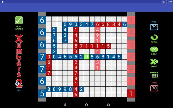 Xumbers42(Free) apk screenshot