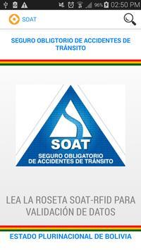 SOAT poster