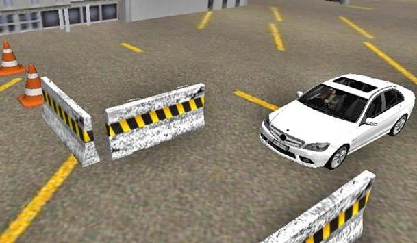 C180 Car Drive Simulator apk screenshot
