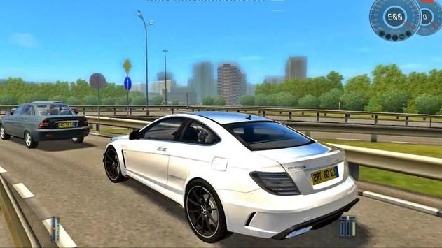 C220 Car Drive Simulator poster