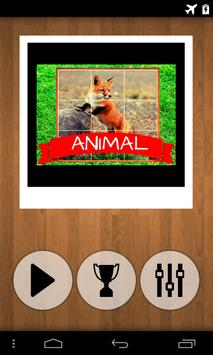 Animal Puzzle King poster