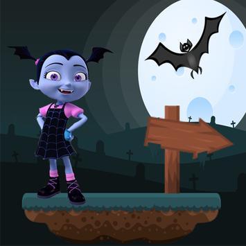 Vampirina Halloween Adventure poster