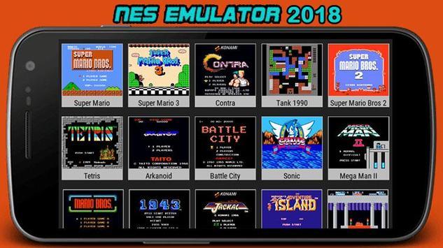 Nes Emulator : games Arcade 2018 for Android - APK Download