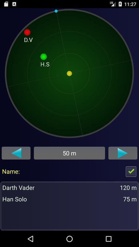 Personal Radar Lt APK Download - Free Communication APP ...