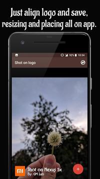 Shot on logo screenshot 2