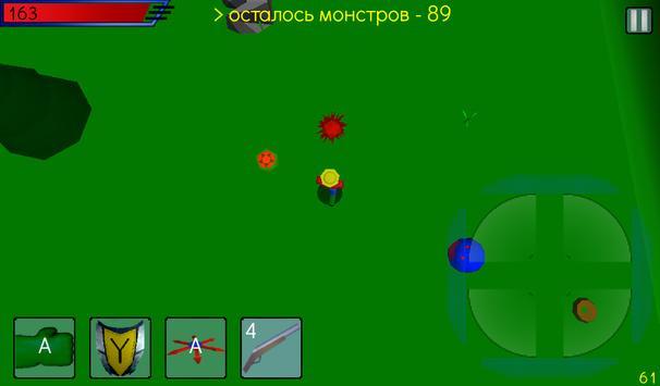 G.M.R. Зомби приключение 3D apk screenshot