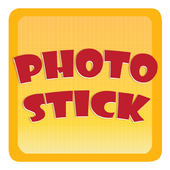 Photo stick icon