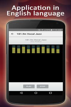 Jazz radio screenshot 6