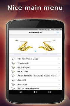 Jazz radio screenshot 8