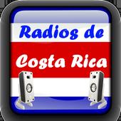 Costa Rican radio free icon