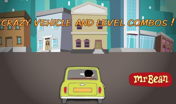 Bean Car Adventure apk screenshot