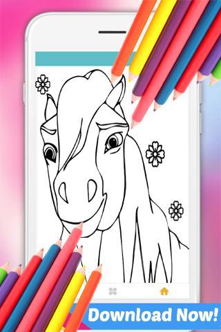 Learn Paint for Spirit Stallion Fans poster