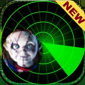 killer chucky radar 2017 icon
