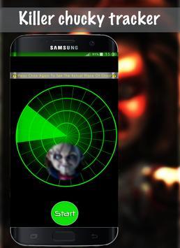 killer chucky radar 2017 apk screenshot