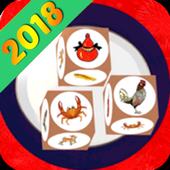 bầu cua 2018 icon