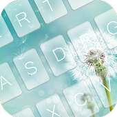 Dandelion Keyboard Theme icon