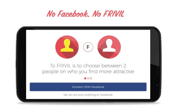 FRIVIL - Go FRIVIL Yourself 👆 apk screenshot