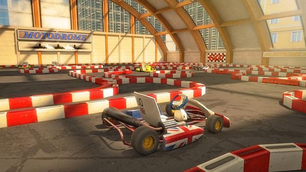 Play Mario Go Kart