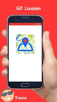 GO Location Tracker poster