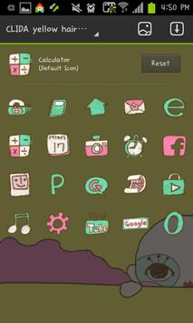 CLIDA GO Launcher theme screenshot 3