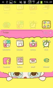 CLIDA GO Launcher theme screenshot 1