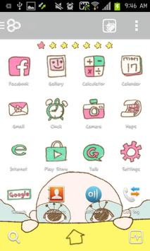 CLIDA GO Launcher theme screenshot 2