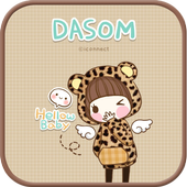 Dasom Leopard Theme icon
