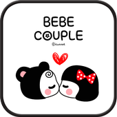 BeBe kiss2 Theme icon