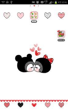 BeBe kiss2 Theme poster