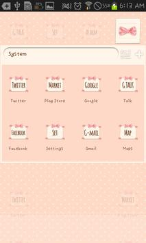 Happy story go launcher theme apk screenshot