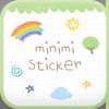 Mini-Me sticky go launcher icon